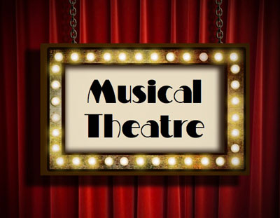 musical theatre marquis